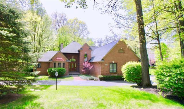 10005 Creekwood Trail, Springfield Twp, MI 48350 (#218048754) :: Duneske Real Estate Advisors