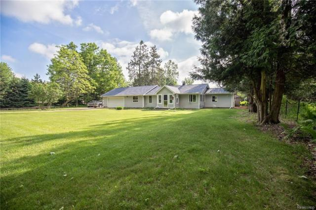 4611 Blood Road, Metamora Twp, MI 48455 (#218048973) :: Duneske Real Estate Advisors
