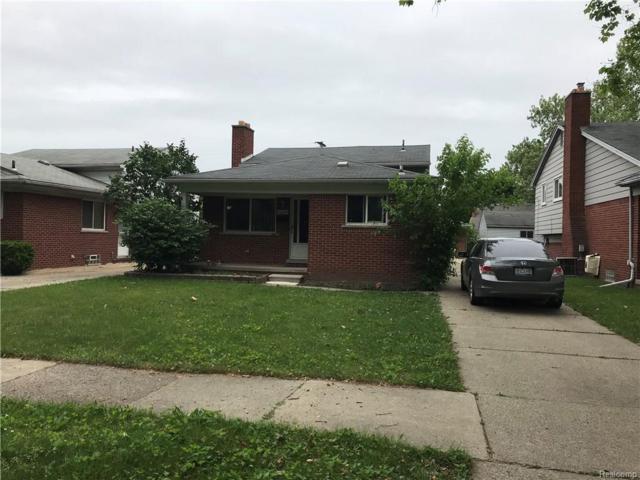 3259 Monroe Street, Dearborn, MI 48124 (#218049018) :: RE/MAX Classic