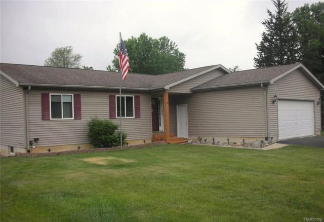 1481 Roods Lake Road, Mayfield Twp, MI 48446 (#218049391) :: RE/MAX Vision