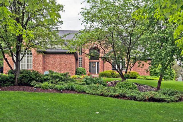 1920 Belwood Drive, Meridian Charter Twp, MI 48864 (MLS #630000226819) :: The Toth Team