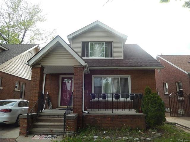 7027 Barrie Street, Dearborn, MI 48126 (#218049397) :: RE/MAX Classic