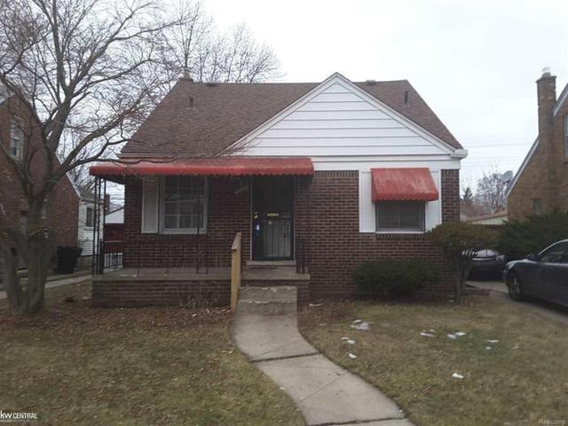 19581 Barlow, Detroit, MI 48205 (MLS #58031349451) :: The Toth Team