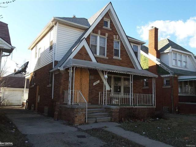 12763 Cloverlawn, Detroit, MI 48238 (MLS #58031349454) :: The Toth Team