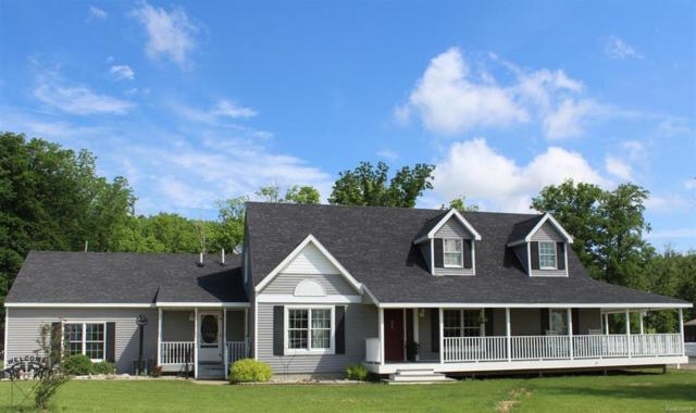 1300 E Monroe Road, Tecumseh, MI 49286 (#543257356) :: The Buckley Jolley Real Estate Team