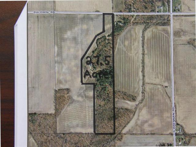 17239 Baldwin, Brady Twp, MI 48649 (#50100002429) :: Duneske Real Estate Advisors