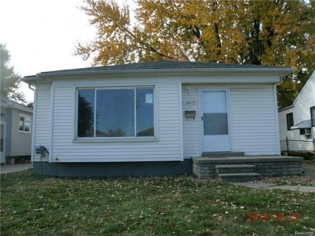24875 Brittany Avenue, Eastpointe, MI 48021 (#218049610) :: Duneske Real Estate Advisors