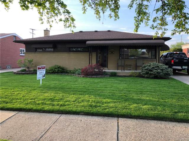 22030 Charles Court, Taylor, MI 48180 (MLS #218049657) :: The Toth Team