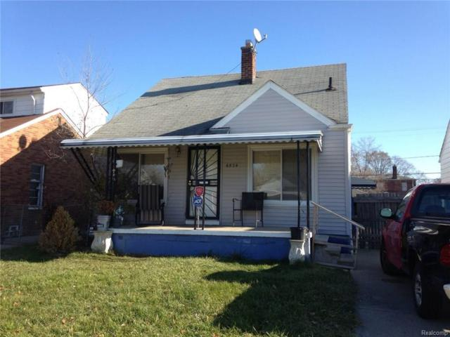 6524 Stahelin, Detroit, MI 48228 (#218049690) :: RE/MAX Classic