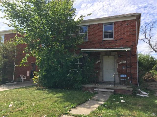 18457 Hoover Street, Detroit, MI 48205 (#218049736) :: RE/MAX Classic