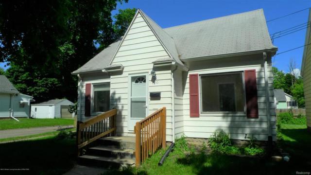 1350 Glenrose Avenue, Lansing, MI 48915 (#630000226861) :: The Mulvihill Group