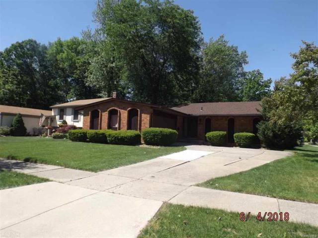 13802 Heritage, Riverview, MI 48193 (MLS #58031349602) :: The Toth Team
