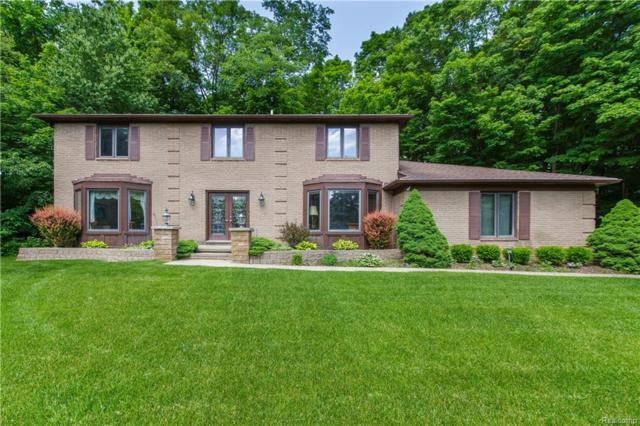 22880 Lisa Court, Farmington Hills, MI 48335 (#218049937) :: Duneske Real Estate Advisors