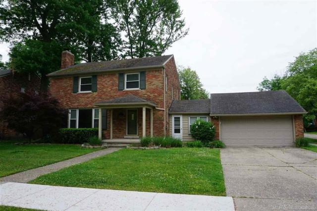 1913 Severn, Grosse Pointe Woods, MI 48236 (#58031349644) :: RE/MAX Nexus