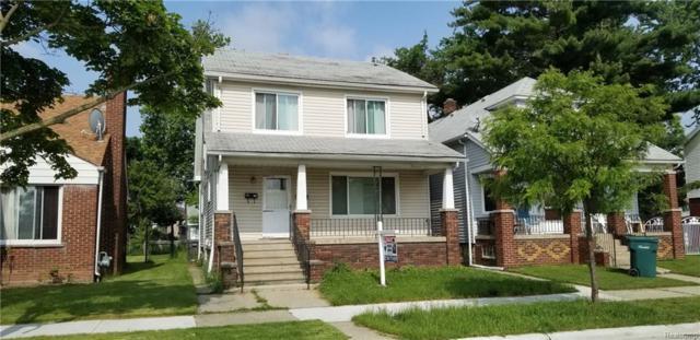7451 Middlesex Street, Dearborn, MI 48126 (#218050024) :: RE/MAX Classic