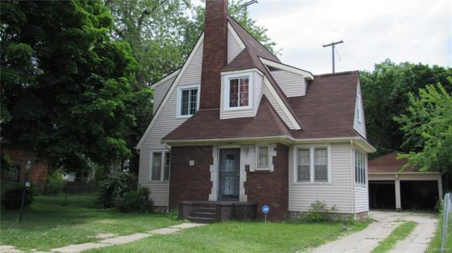 1708 Forest Hill, Flint, MI 48504 (#218050045) :: RE/MAX Classic