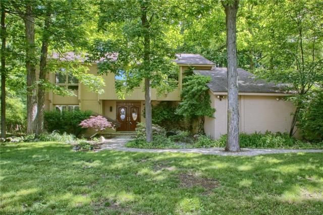 3154 Shadydale Lane, West Bloomfield Twp, MI 48323 (#218050171) :: RE/MAX Classic