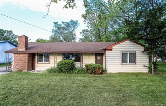 4041 Haggerty Road, West Bloomfield Twp, MI 48323 (#218050326) :: RE/MAX Classic