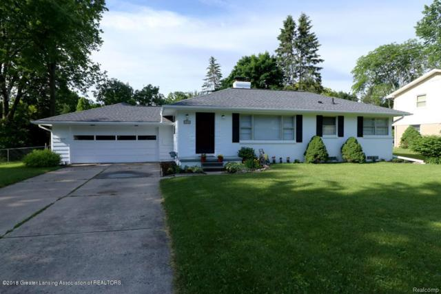 1571 Forest Hills Drive, Meridian Charter Twp, MI 48864 (MLS #630000226919) :: The Toth Team