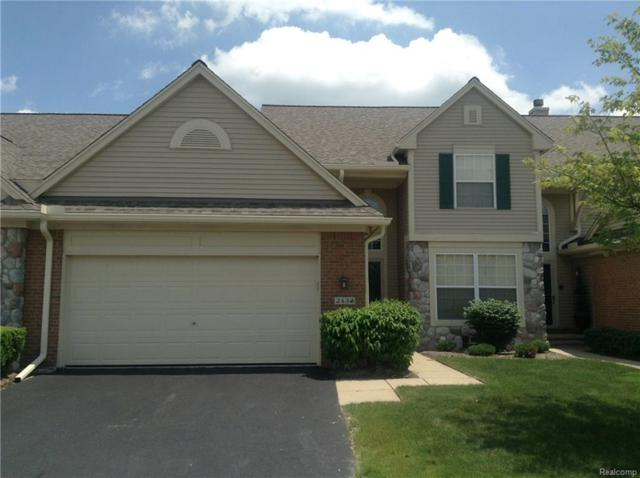 2433 Cleveland Way #77, Canton Twp, MI 48188 (#218050414) :: RE/MAX Classic