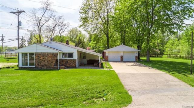 550 S Pinegrove Avenue, Waterford Twp, MI 48327 (#218050430) :: RE/MAX Classic