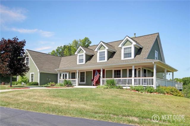 1011 N Ortonville Road, Groveland Twp, MI 48462 (#218050676) :: Duneske Real Estate Advisors