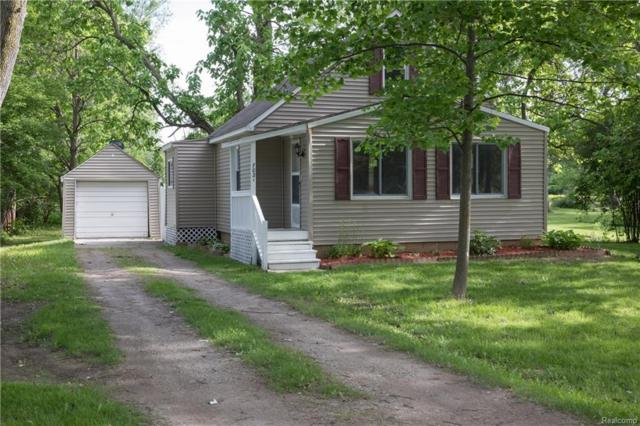 7021 E Carpenter Road, Richfield Twp, MI 48423 (#218050768) :: RE/MAX Classic