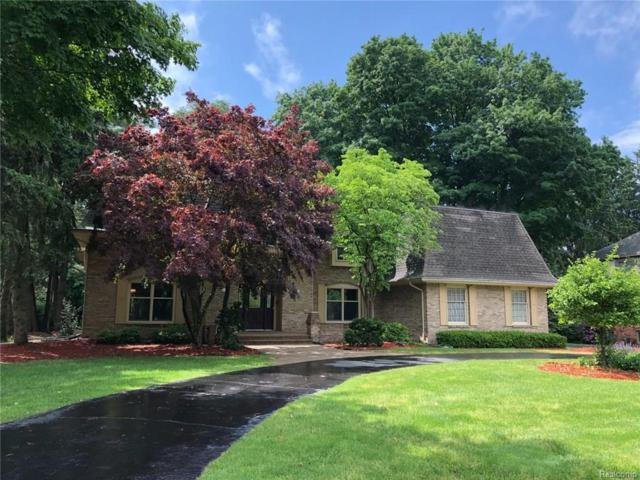 830 Hidden Pine Road, Bloomfield Twp, MI 48304 (#218050786) :: RE/MAX Vision