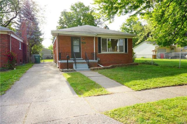 23058 Donald Avenue, Eastpointe, MI 48021 (#218050925) :: RE/MAX Classic
