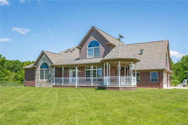 61360 Stonegate Drive, Washington Twp, MI 48094 (#218050927) :: RE/MAX Classic