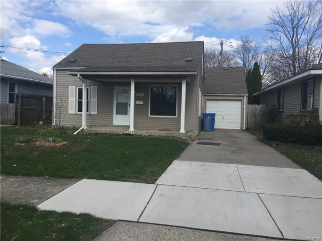 5637 Dudley Street, Dearborn Heights, MI 48125 (#218051056) :: RE/MAX Classic