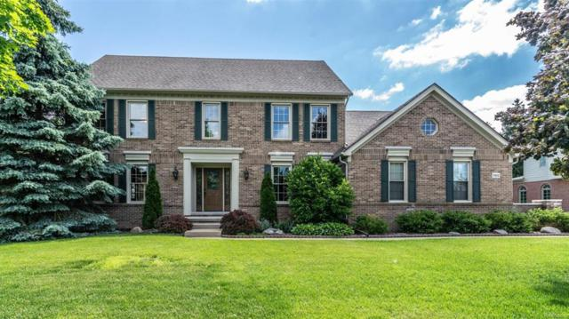 17613 Rolling Woods Circle, Northville, MI 48168 (#543257395) :: RE/MAX Classic