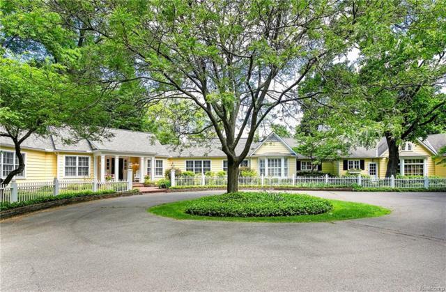 760 Lone Pine Road, Bloomfield Hills, MI 48304 (#218051074) :: RE/MAX Classic