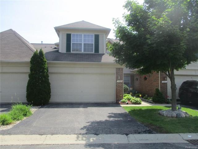 169 Legacy Park Circle, Dearborn Heights, MI 48127 (#218051128) :: RE/MAX Classic