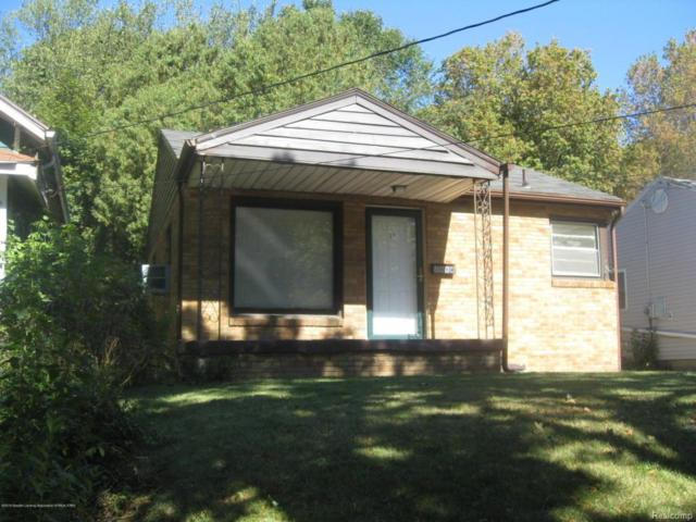 2004 William Street, Lansing, MI 48915 (MLS #630000226998) :: The Toth Team