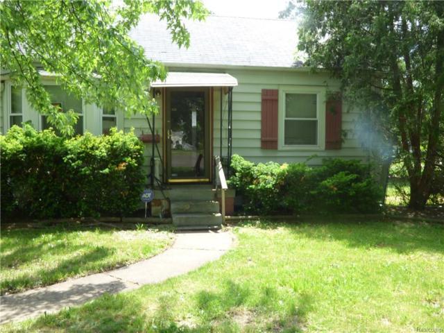 3311 Van Buren Avenue, Flint, MI 48503 (MLS #218051472) :: The Toth Team