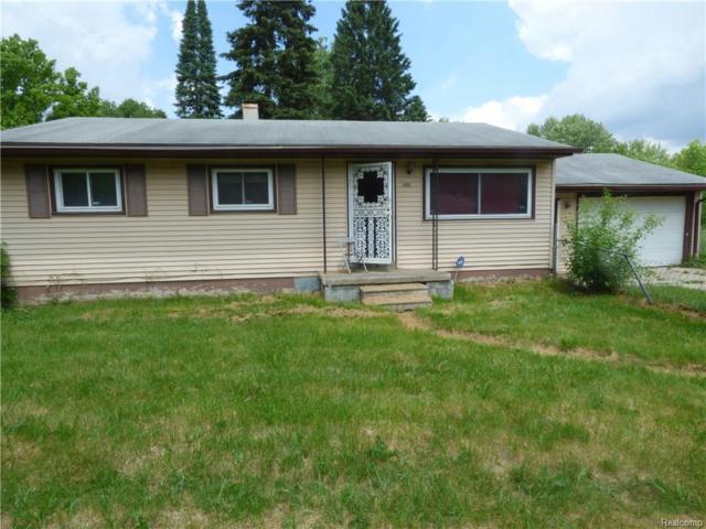 1464 W Princeton Avenue, Mt Morris Twp, MI 48505 (#218051517) :: RE/MAX Classic