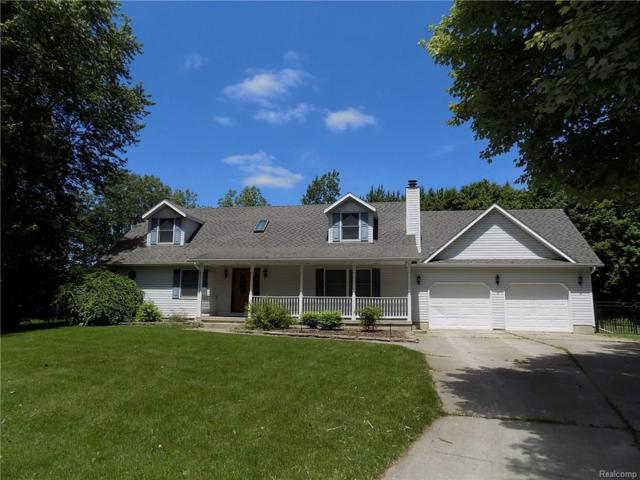 25085 Dunn Court, Chesterfield Twp, MI 48051 (#218051660) :: RE/MAX Classic