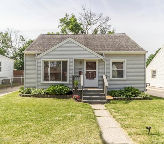 1413 Woodbine Avenue, Lansing, MI 48910 (#630000227028) :: Duneske Real Estate Advisors