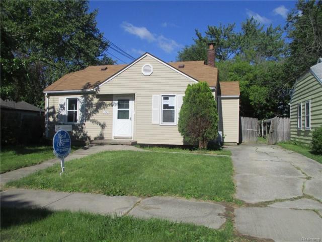 3642 Barber Street, Wayne, MI 48184 (MLS #218051949) :: The Toth Team