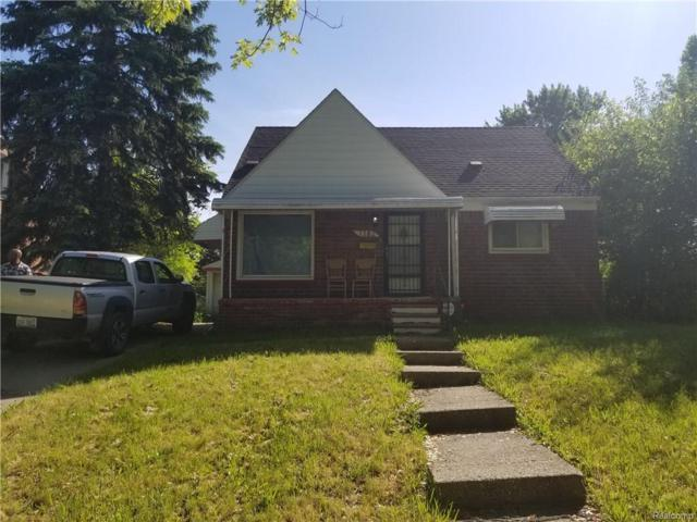 1282 Colonial Drive, Inkster, MI 48141 (#218051960) :: RE/MAX Classic