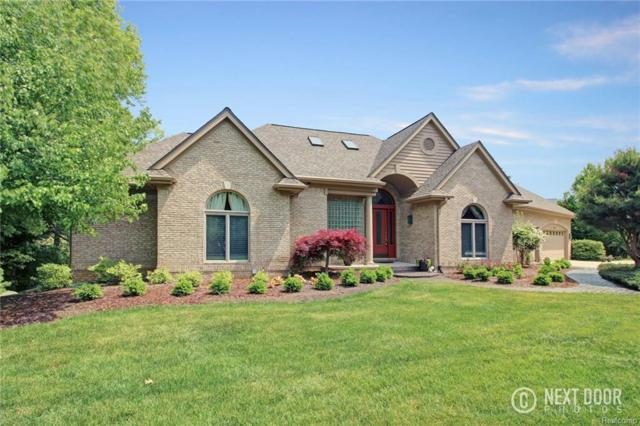 310 Cayuga Road, Orion Twp, MI 48362 (MLS #218052009) :: The Toth Team