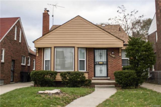 18920 Kentucky Street, Detroit, MI 48221 (#218052088) :: Duneske Real Estate Advisors
