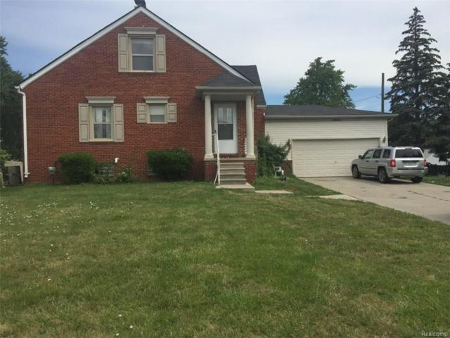 3855 Hampton Drive, Sterling Heights, MI 48310 (#218052146) :: RE/MAX Classic