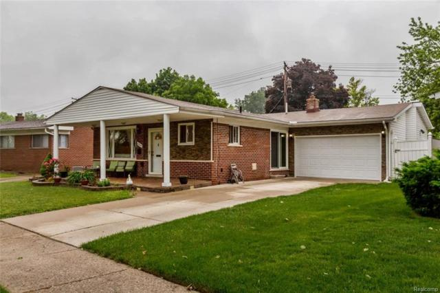 6265 Fairwood Drive, Dearborn Heights, MI 48127 (#218052214) :: Duneske Real Estate Advisors
