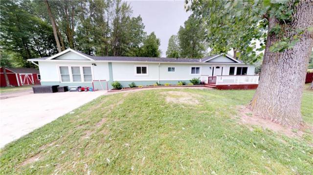 13772 Rawsonville Road, Augusta Twp, MI 48111 (#218052226) :: The Mulvihill Group
