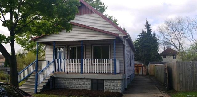 48 Oak Street, River Rouge, MI 48218 (#218052298) :: RE/MAX Classic