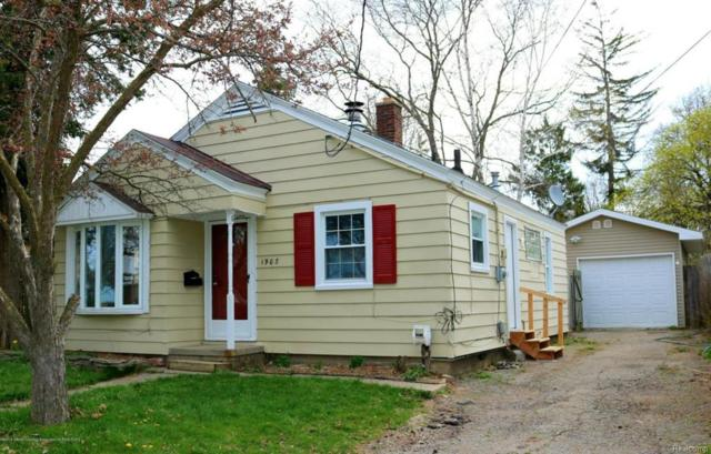 1905 Marion Avenue, Lansing, MI 48910 (#630000227072) :: Duneske Real Estate Advisors