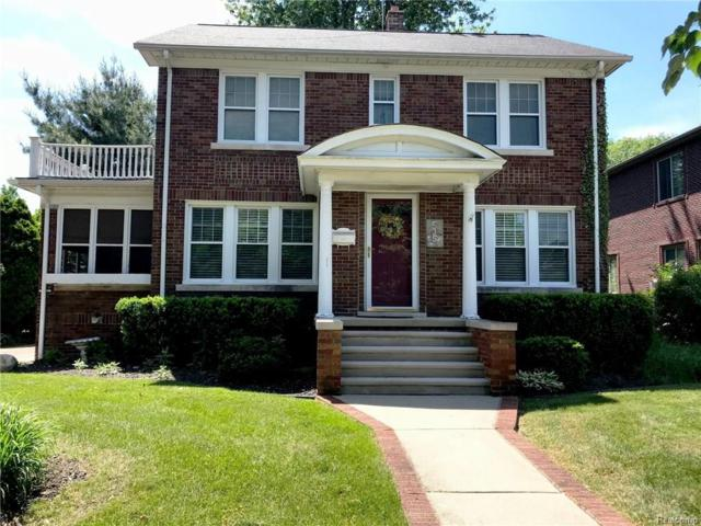 535 N Military Street, Dearborn, MI 48124 (#218052426) :: Duneske Real Estate Advisors