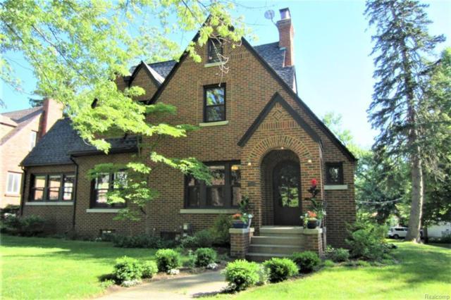 82 Illinois Ave, Pontiac, MI 48341 (#218052478) :: Duneske Real Estate Advisors